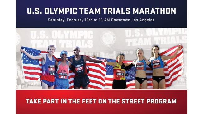 U.S. Olympic Team Trials Marathon: Get Your Feet on the Street