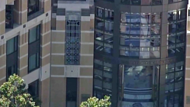 Bullet Found Lodged In Oakland Federal Building