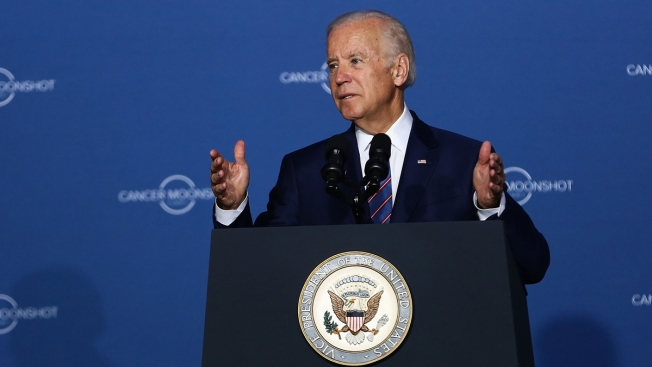 Some Dems Hope to Draft Biden for DNC Chair