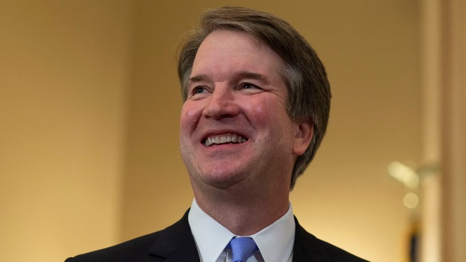 Trump Supreme Court Pick Kavanaugh: I Would 'Put the Final Nail In' Independent Counsel Precedent