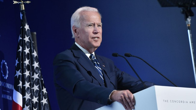Donald Trump Says Joe Biden Is His 'Dream' 2020 Democratic Opponent