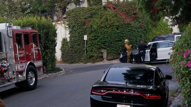 Domestic Disturbance Turns Into Standoff At Pacific Palisades Mansion