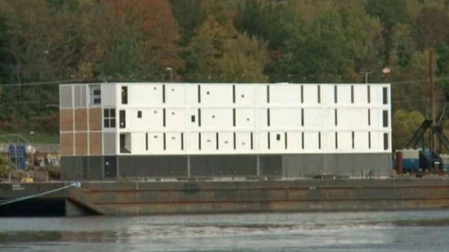 Report: Google Barge 1 of 3 Planned Megastores