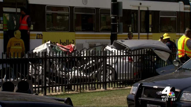 Driver in Metro Train Crash Identified as USC Graduate Production