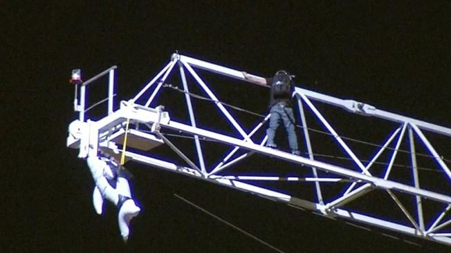 'Jackass' Star Steve-O Gets 30 Days Jail for Climbing Hollywood Crane