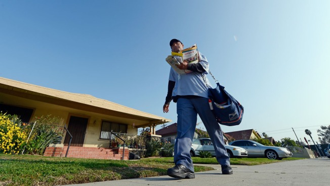LA Has 2nd Highest Number of Dog Attacks on Postal Workers in US