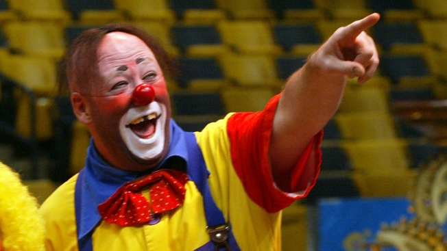 Image Clown send in the clowns? a barnum & bailey vet is running for congress in