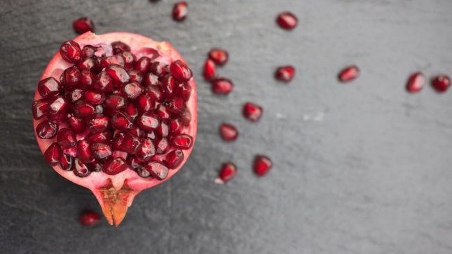 Pucker up for a Pomegranate Party in Madera