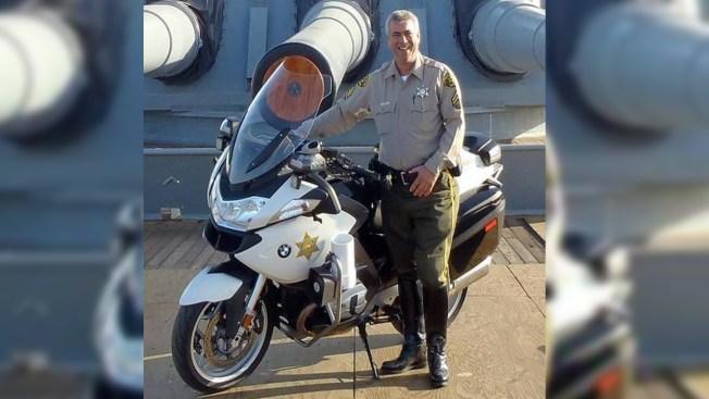 off duty lasd deputy struck killed by passing vehicle on freeway