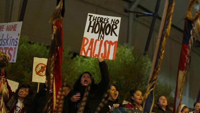 "Activist Compares Redskins' Foundation to ""Bribery"""