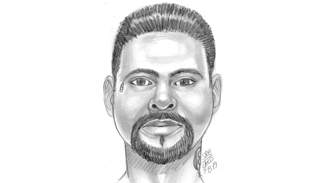 Sketch of  Fake Cop Who Sexually Assaulted Woman Released by El Monte Police