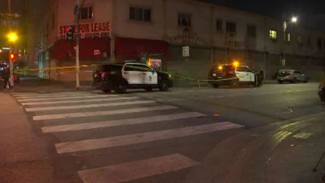 Man Shot and Killed During Struggle Over Backpack in Downtown LA