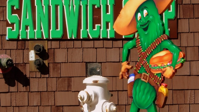 San Francisco's Pickle Bandito Escapes, Returns Home