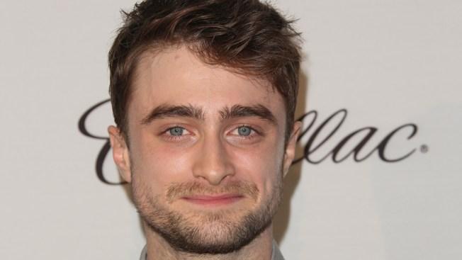 "Daniel Radcliffe Now Into Indies, but ""Potter"" Trails"