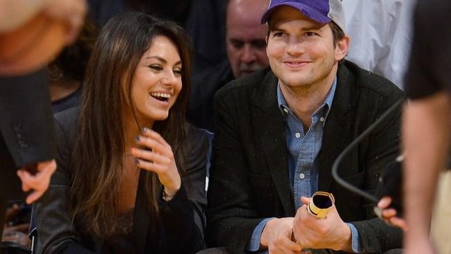 Mila Kunis and Husband Ashton Kutcher Expecting Second Child