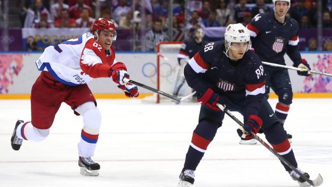 Full Replay: Men's Hockey: Russia vs. USA