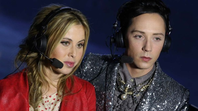 Tara Lipinski and Johnny Weir Headed to Oscars