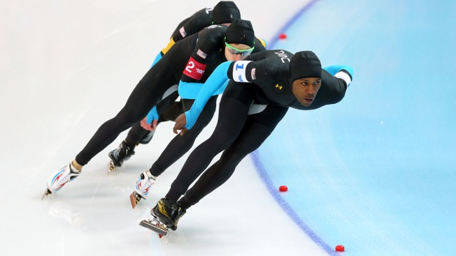 Americans Complete Speed Skating Flop With Team Pursuit Losses