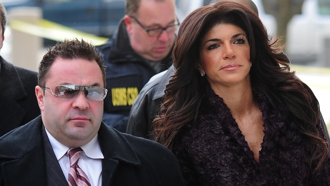 'Real Housewives of New Jersey' Husband Joe Giudice to Report to Prison, Facing Deportation