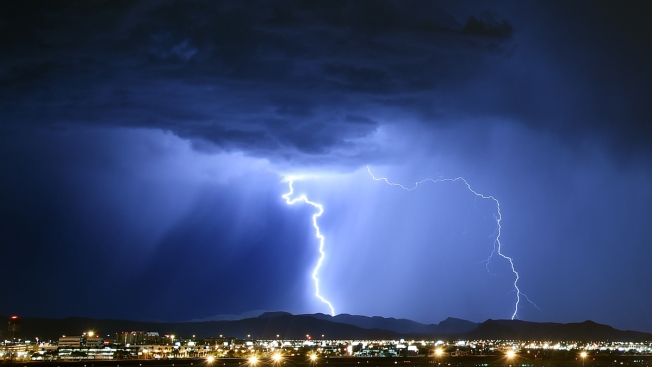 More in US Die by Lightning Than by Foreign Terrorists: Data