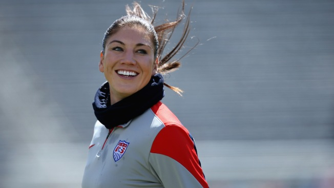 Hope Solo Apologizes Following Arrest