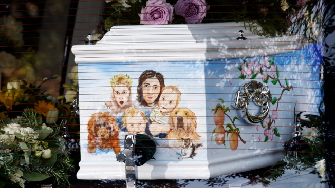 Celebrities Gather for Peaches Geldof Funeral