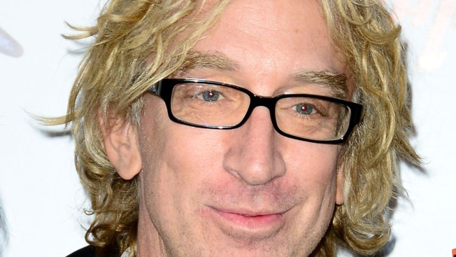 Comedian Andy Dick Arrested in Alleged Theft in Hollywood