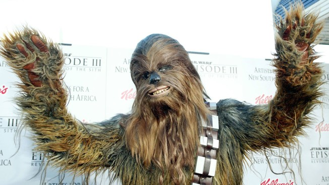 """Star Wars: Episode VII"" Casting Coup: Peter Mayhew Returning as Chewbacca"