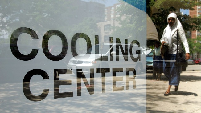 Cooling Centers in SoCal