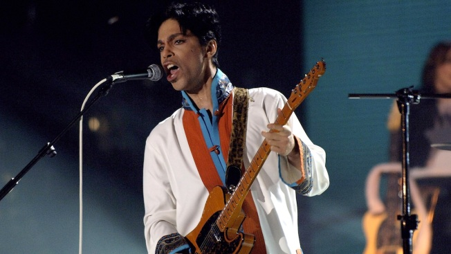 Prince to Host a Pajama Party at His House