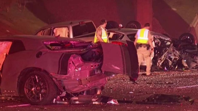 6 Month Old Critical Mother Dead In 5 Freeway Crash
