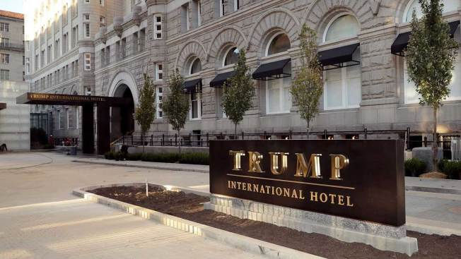 Trump Failing to Track Foreign Cash at His Hotels