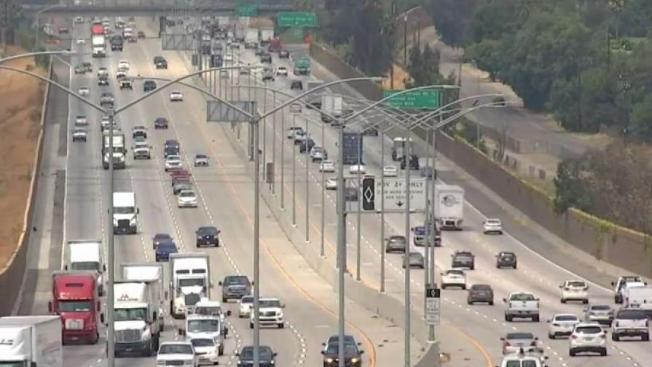 Eastbound 60 Freeway Remains Closed Until Monday Morning