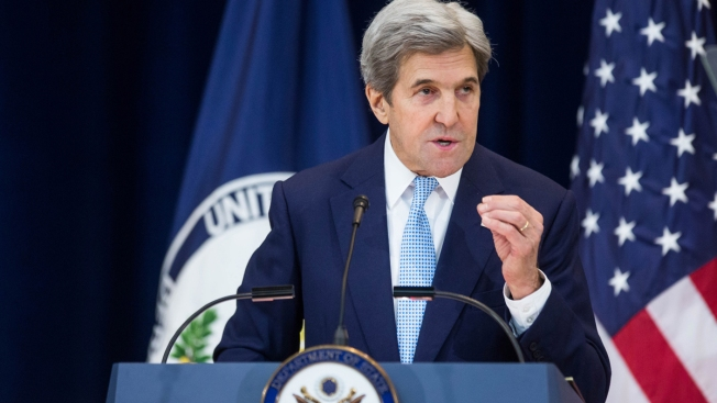 Kerry: Obama Didn't Backtrack on Syria 'Red Line'