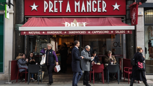 Pret A Manger to Be Acquired by Owner of Panera