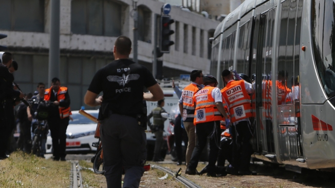 British Tourist Stabbed to Death in Jerusalem on Good Friday