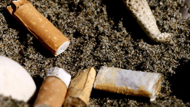 Plastic Straws? Cigarette Butts Are Bigger Source of Ocean Trash, Advocates Say