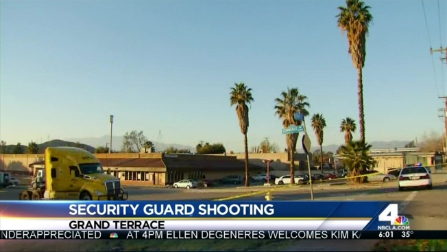 Slain security guard saved kids and families in roller for 22080 commerce way grand terrace ca
