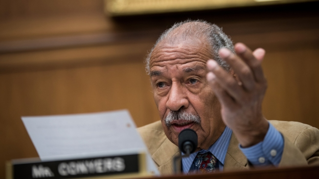 More Pressure on Conyers to Resign After New Accusations