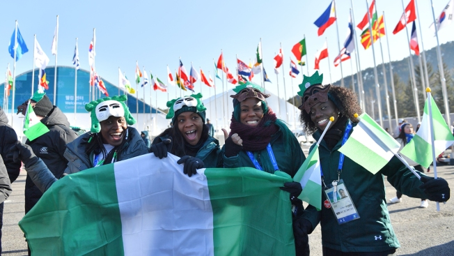 'New Generation of Nigerians' Marks Olympic Bobsled Debut