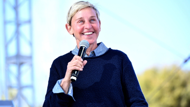 Ellen DeGeneres is Critical of Police Shootings of Black Men
