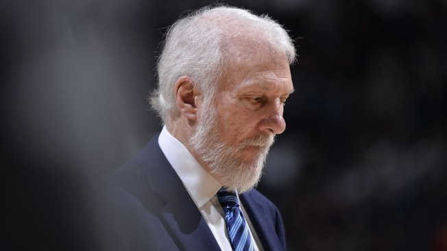 Wife of San Antonio Spurs Coach Gregg Popovich Dies
