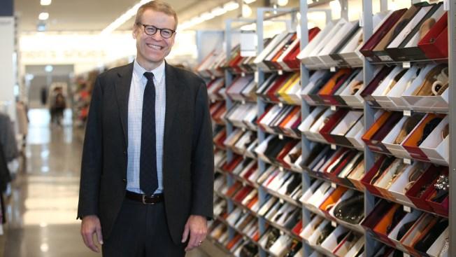 Department Store Executive Blake Nordstrom Dies at 58