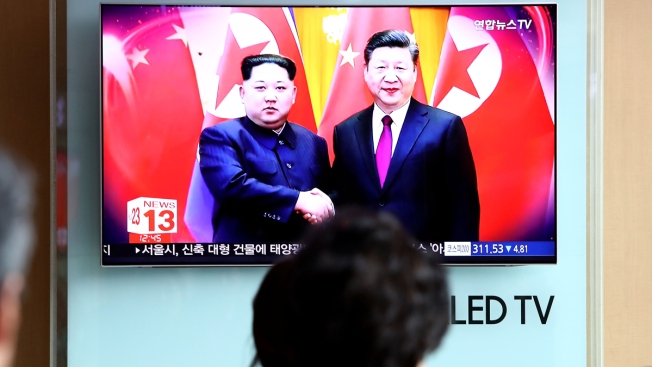 China Eases Economic Pressure on North Korea, Undercutting Trump Admin.