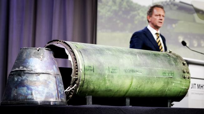 Russian Military Missile Downed Flight MH17: Int'l Investigators