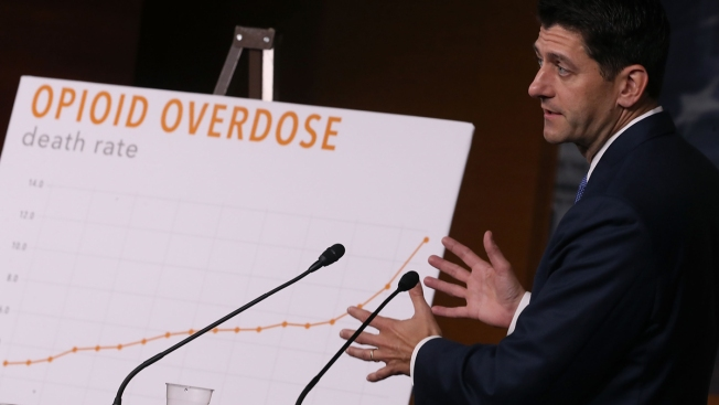 House Passes Massive Package to Address Opioid Crisis
