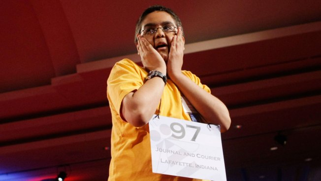 Speller from Gray is flawless  in early rounds at national spelling bee