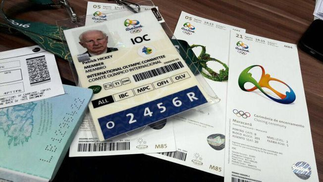 Police Seize More Irish Olympic Executives' Passports in Rio
