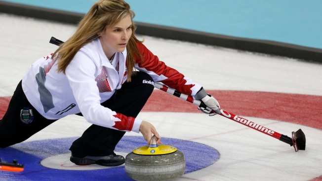 Canadian Women Win Curling, U.S. Suffers Second Straight Loss