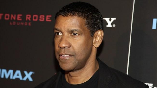 Denzel Washington Checks In to 'Grey's Anatomy'